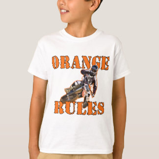 Orange Rules T-Shirt