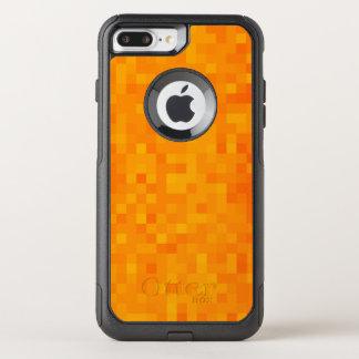 Orange Shimmer, OtterBox Commuter iPhone 8 Plus/7 Plus Case