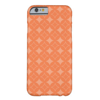Orange shippo barely there iPhone 6 case