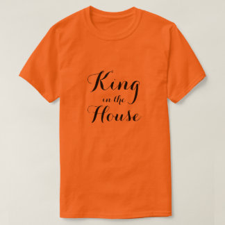 Orange shirt - King in the House