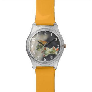 Orange Skipperling Butterfly Watches
