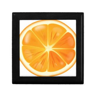 Orange Slice Gift Box