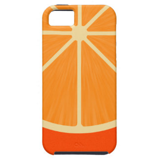Orange Slice iPhone 5 Cases