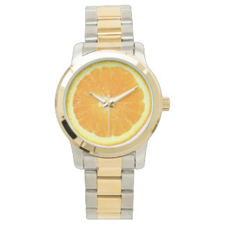 Orange Slice Novelty Food Watch