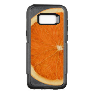 orange slice OtterBox commuter samsung galaxy s8+ case