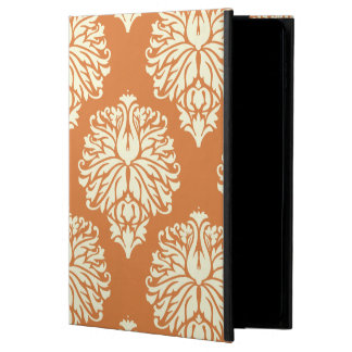 Orange Southern Cottage Damask Powis iPad Air 2 Case