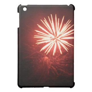 Orange Splash iPad Mini Case