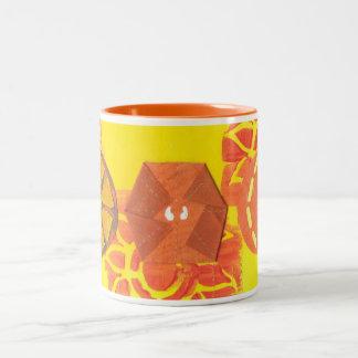 Orange Squash Dance Mug
