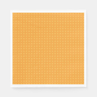 Orange star napkins paper napkin