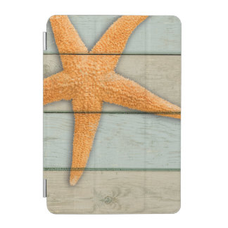 Orange Starfish iPad Mini Cover