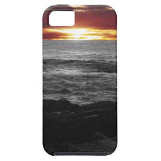Orange Sunset iPhone 5 Covers