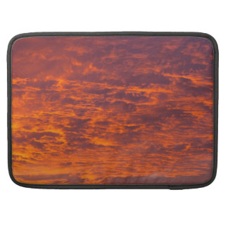 "Orange sunset MacBook Pro 15"" Sleeve"