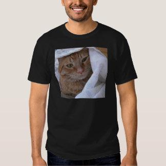 Orange Tabby Cat T Shirt