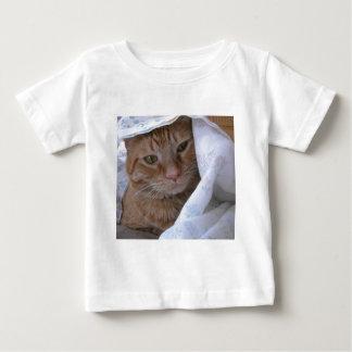 Orange Tabby Cat Tees