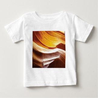 orange tan sun rocks baby T-Shirt