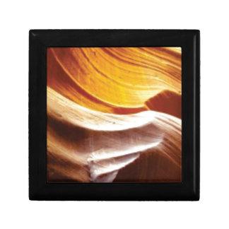 orange tan sun rocks gift box