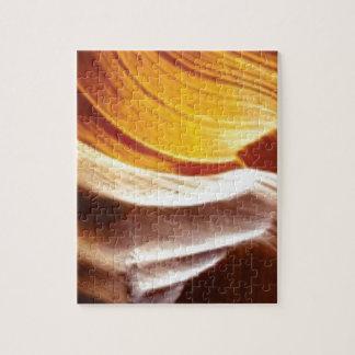 orange tan sun rocks jigsaw puzzle