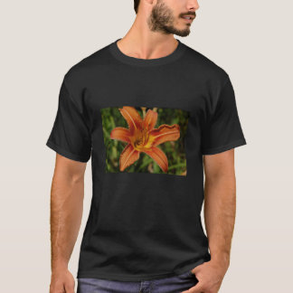 Orange Tiger Lily T-Shirt