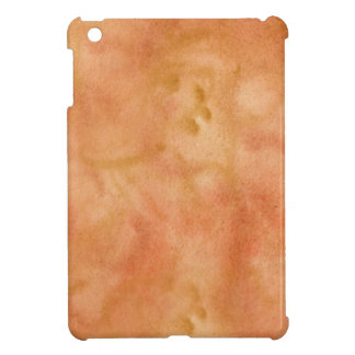 Orange Tones Abstract Art, iPad Mini Hard Case iPad Mini Cover