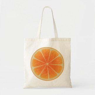 Orange Tote Bag