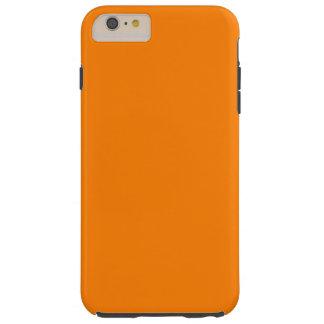 Orange Tough iPhone 6 Plus Case