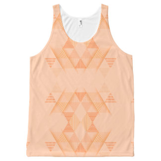 Orange Triangle Pattern