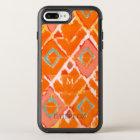 Orange Tribal II OtterBox Symmetry iPhone 8 Plus/7 Plus Case