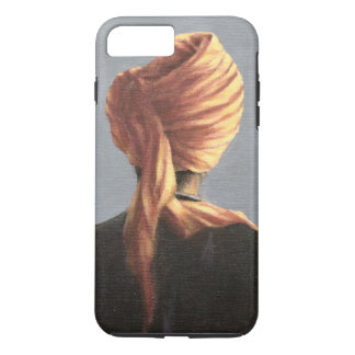 Orange turban 2004 iPhone 7 plus case