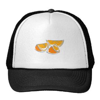 Orange Wedges Trucker Hat