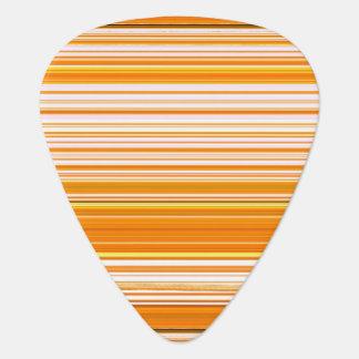 Orange White Yellow Pink Stripe Pattern Pick