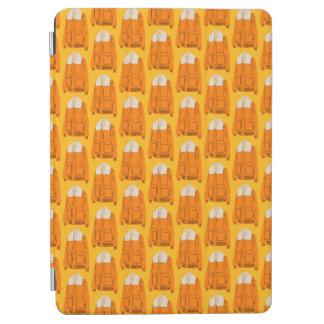 Orange Winter Jacket iPad Air Cover