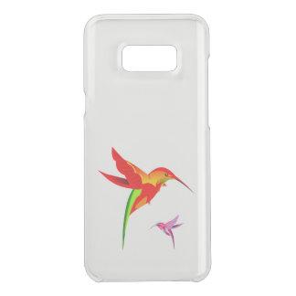 Orange Yellow And Green Hummingbird Uncommon Samsung Galaxy S8 Plus Case