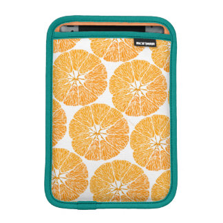 Orange you glad . . . iPad mini sleeve
