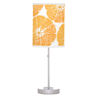 Orange you glad . . . table lamp