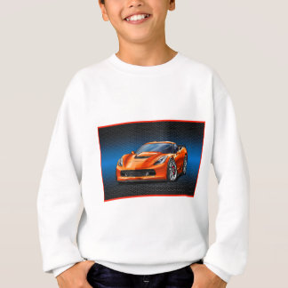 Orange_Z06 Sweatshirt