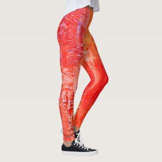 Oranged Leggings