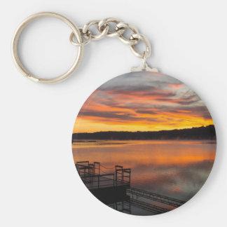 Orangelicious Morning Keychain