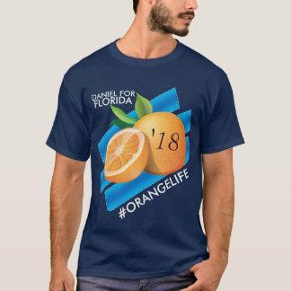 #OrangeLife/ Daniel For Florida T-Shirt