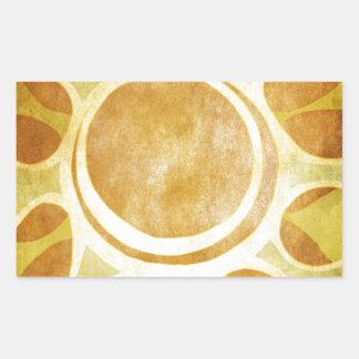 Oranges and Lemons - Golden Sunflower Batik