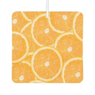 """""""Oranges"""" car air freshner Air Freshener"""