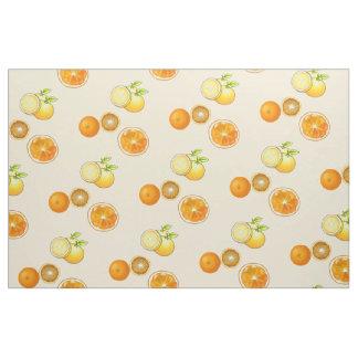 Oranges Galore Fabric