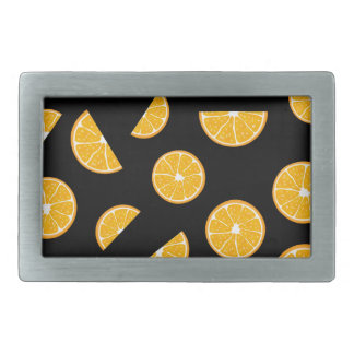 Oranges Rectangular Belt Buckles