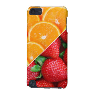 Oranges & Strawberries Collage iPod Touch (5th Generation) Cover