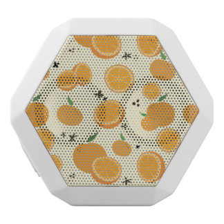 Oranges White Bluetooth Speaker