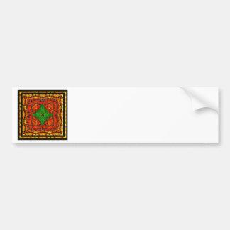 Orangina Delight Bumper Sticker