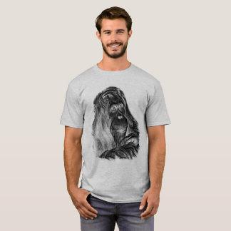 Orangutan 01 - WB T-Shirt