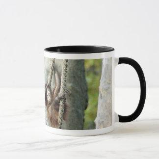 Orangutan #1/Ringer mug