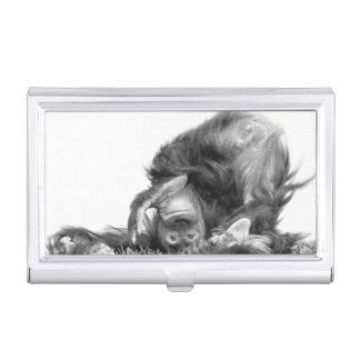 Orangutan#2 Business Card Cases