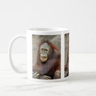 Orangutan Baby Coffee Mug