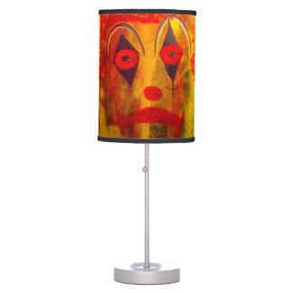 Orangutan Clown Lamp